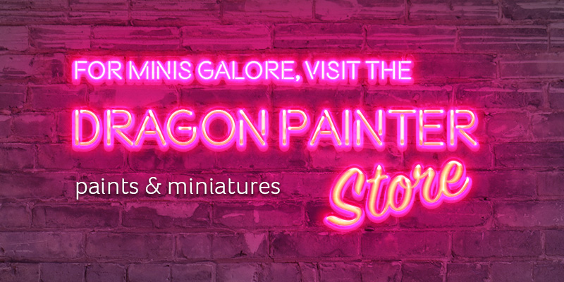 Shop now for miniatures, paint and other hobby items!
